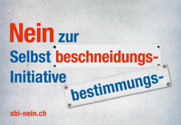 """La """"Allianz der Zivilgesellschaft"""" si oppone all'iniziativa"""