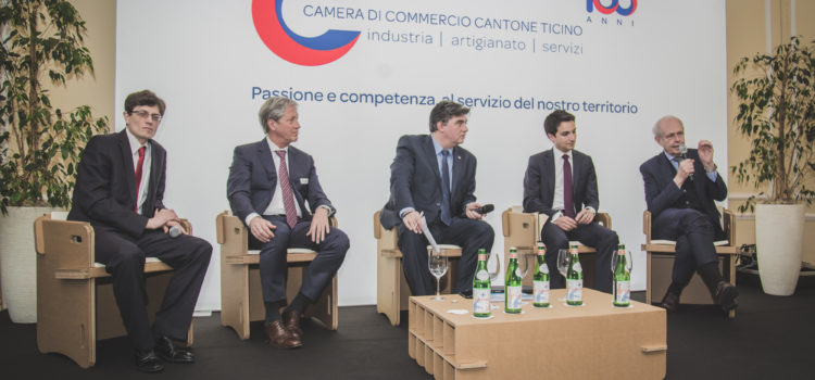 La camera di commercio ticinese dice NO all'iniziativa