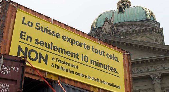 Il canton Vaud dice NO