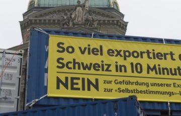 Contraria l'Unione delle città svizzere
