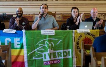 NO all'iniziativa anti-diritti umani da I Verdi del Ticino